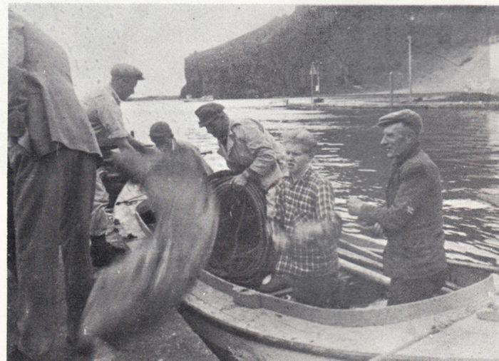 Tranberg og Reinir