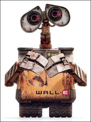Wall-E grey