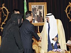 China-premier-in-saudi-arabia