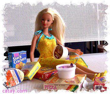 binge barbie
