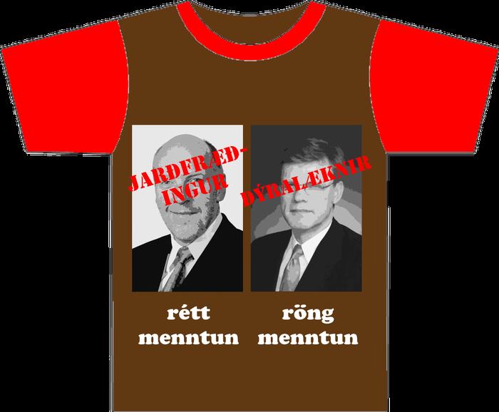 Rétti maðurinn í starfið