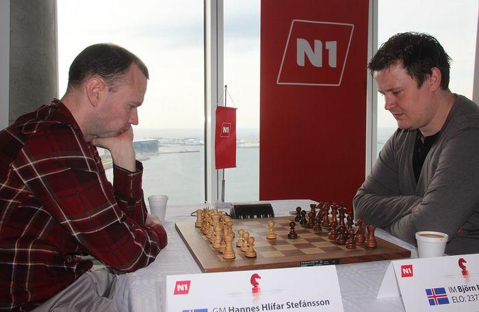 Hannes og Björn