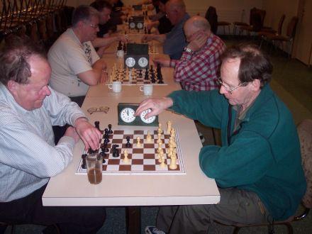 Fyrsta minningarmótið um Gunnlaug Guðmundsson árið 2005.