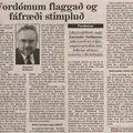 Moggi 990206 Herdís Ásmundur Stefánsson