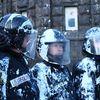 Við Alþingishúsið 20 jan.2009 279
