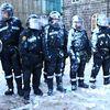 Við Alþingishúsið 20 jan.2009 278