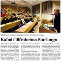 Moggi 081211 Sturlunga Einar Kára