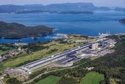 Norsk-Hydro-aluminum-smelter-norway