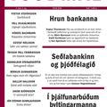 Þjóðmál