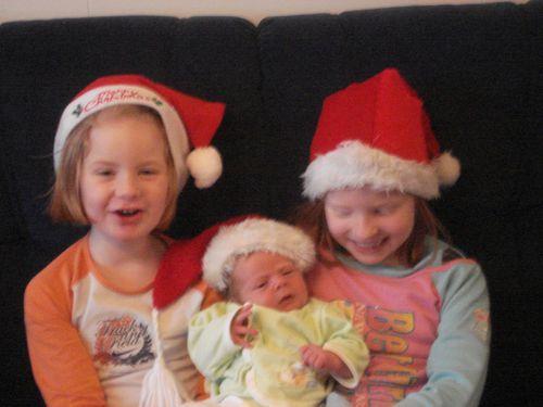 Einar og systur hans 021