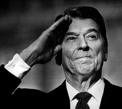 Ronald Reagan (1911-2004)