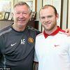 Ferguson og Rooney