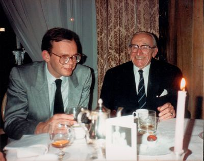 Hayek.London.1985