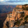 Sólarlag í Grand Canyon