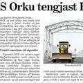 Kaup í HS Orku tengjast Helguvík
