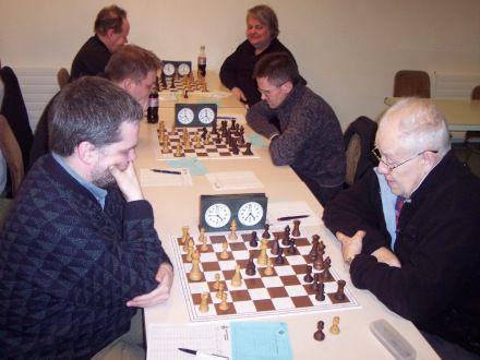 Minningarmót um Jón Viðar Björgvinsson árið 2005.