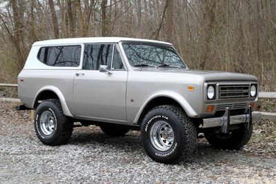 International Scout II 1977