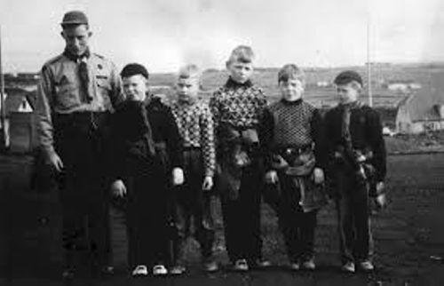 Kópavogur 1950,1