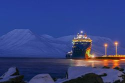 Polarsyssel-in-Svalbard