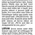 Fbl 081222 Bakþankar Gerður Kristný