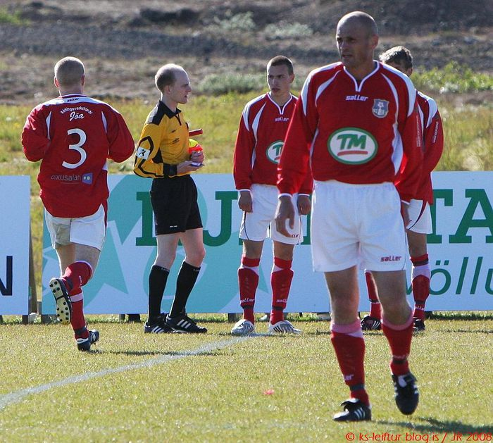 Njarðvík   KS Leiftur (50)