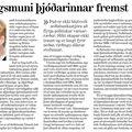 Moggi 081121 Jón Daníels Hagsmunir þjóðar