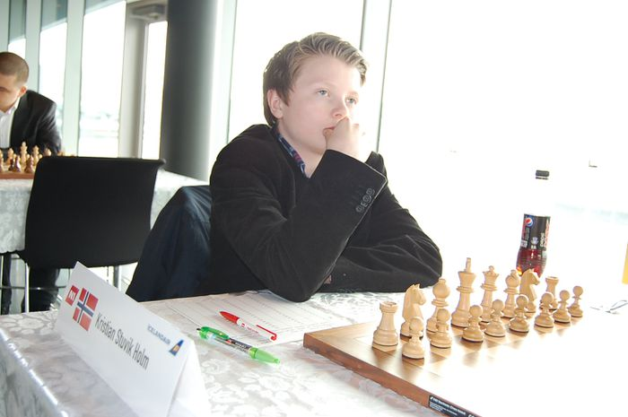 Kristian Stuvik Holm