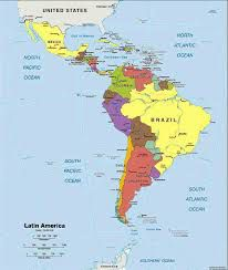 Latin Americas (Central and South America)
