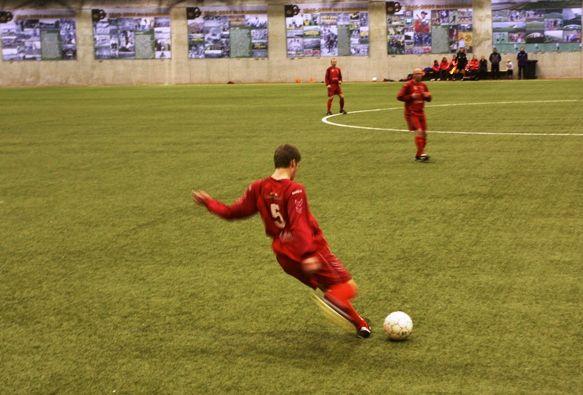 Leikur við Hauka 5.4.2008 (2)