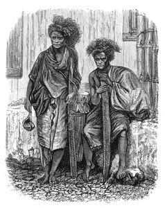 Timor_Men_in_Malay_Archipelago_drawn_by_T_Baines_from_a_photo
