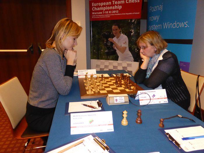 Viktorija Cmilyte og Lenka