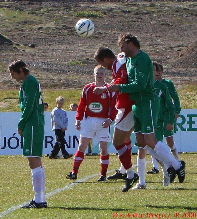 Njarðvík   KS Leiftur (8)