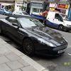 Aston Martin DB9 cabriolet