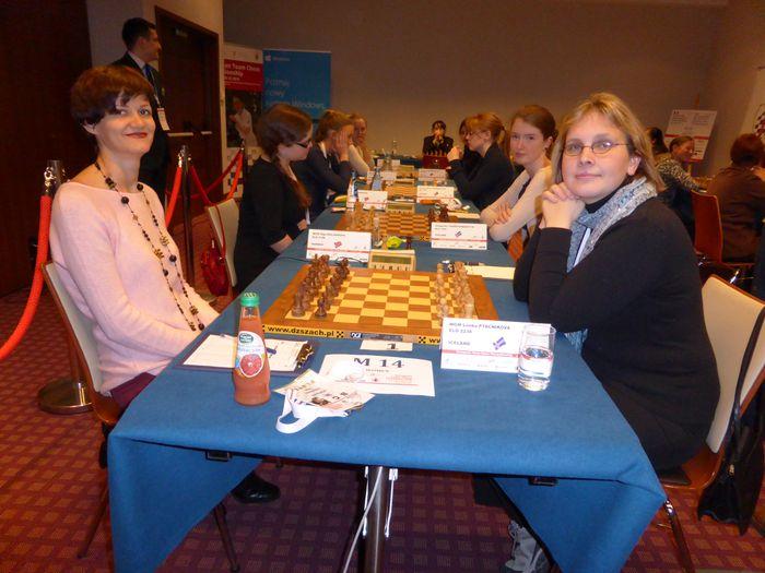 Olga og Lenka