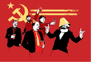 Communist Party Flikr