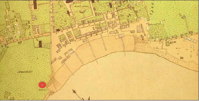 Kort 1876