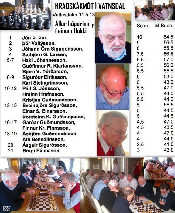 SKÁK Í VATNSDALSHÓLUM 2013 7
