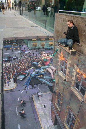 Graffiti Illusions 20