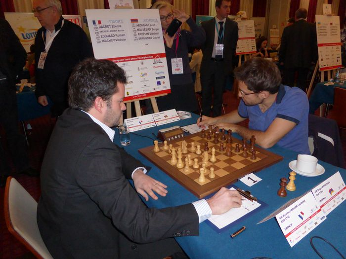 Bacrot og Aronian