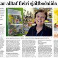 Moggi 090926 Sigga Hanna Rauðakrossbúðir