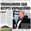 DV 090909 Víkingurinn sem keypti Vopnafjörð