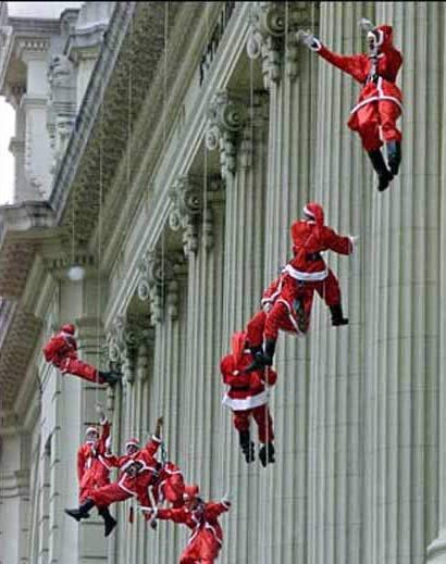 Santa's SWAT Team