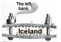 The left bank thumscrew