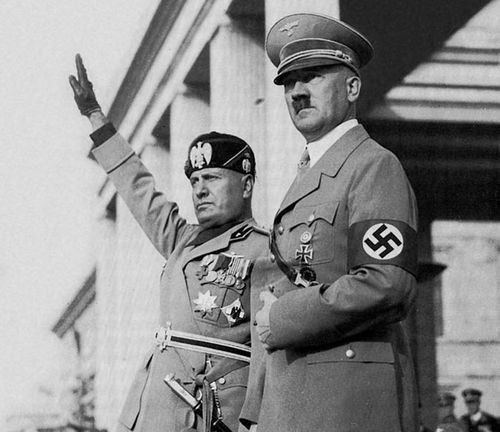 20.2 Mussolini and Hitler