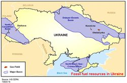 Ukraine-shale-formations