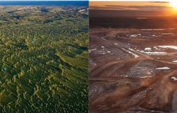 Oil_tar-sands-before-after