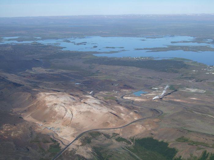 Námaskarð, Bjarnarflag, Mývatn