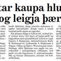Moggi 040818 Lífsval kaupir jarðir