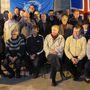 Á Skákhátíð á Ströndum keppa óðalsbændur og undrabörn, áhugamenn og skákunnendur úr öllum áttum. Keppendur á Afmælismóti Friðriks Ólafssonar í Djúpavík 2010.