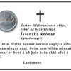 2017 00 krónan